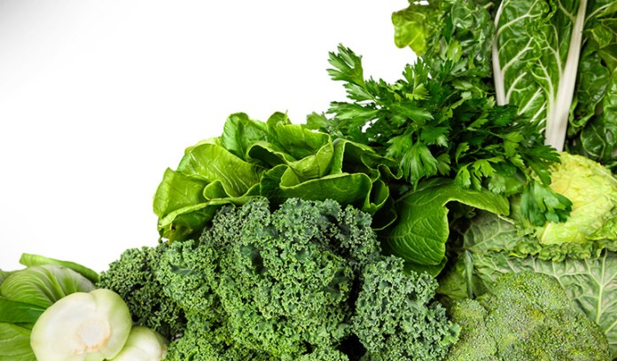 Leafy veggies are very good for breast cancer patients