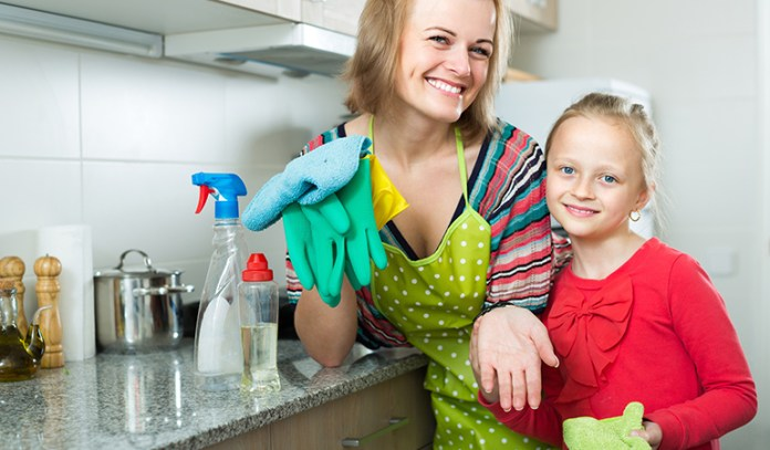 A tidy home will be more peaceful than a cluttered one