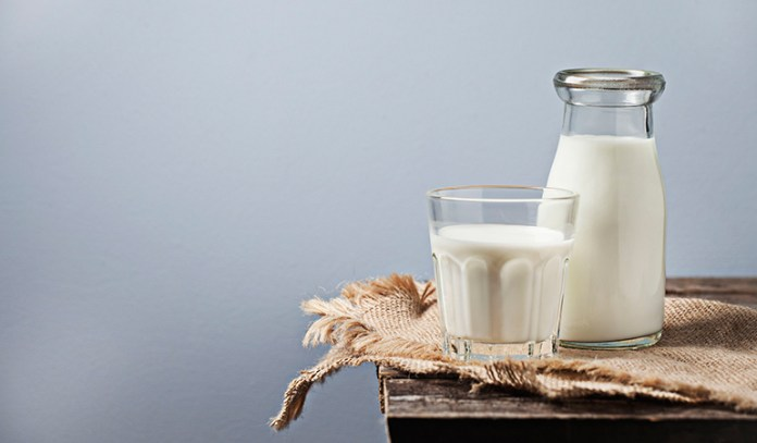 Milk enema is effective in cleansing the colon