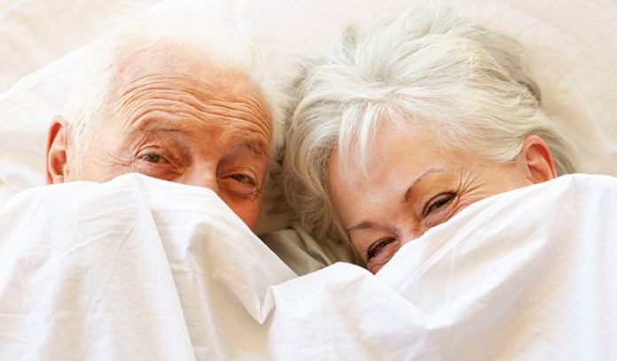 Sex Becomes More Satisfying with age