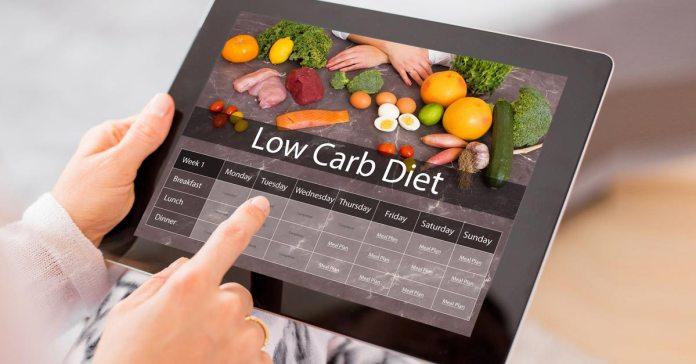 healthy low carb diet plan