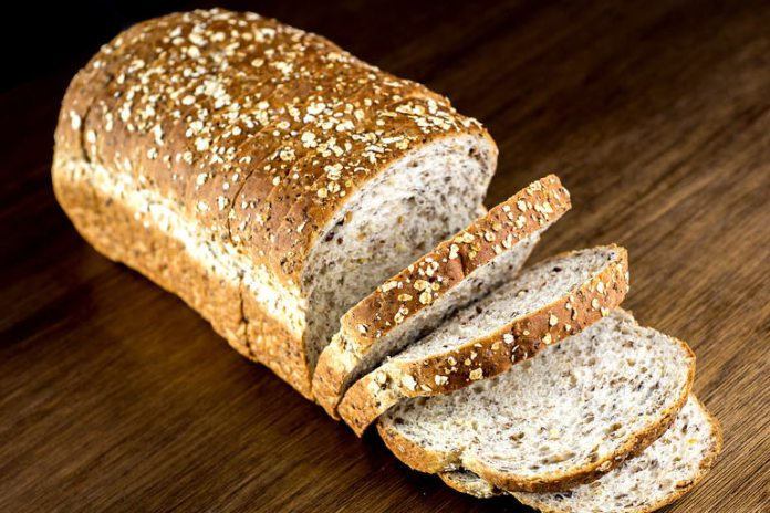 Multi-grain bread does not contain ingredients such as millet and flax
