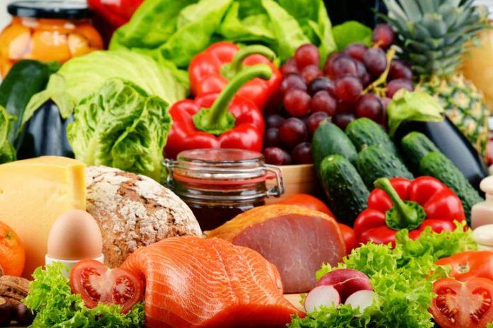 have a diet rich in antioxidants