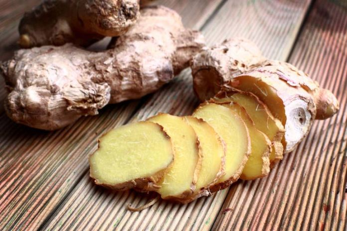 Aromatic Herbs Like Ginger Are Good For Your Gut