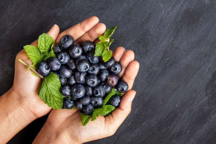 Blueberries can help with concentration