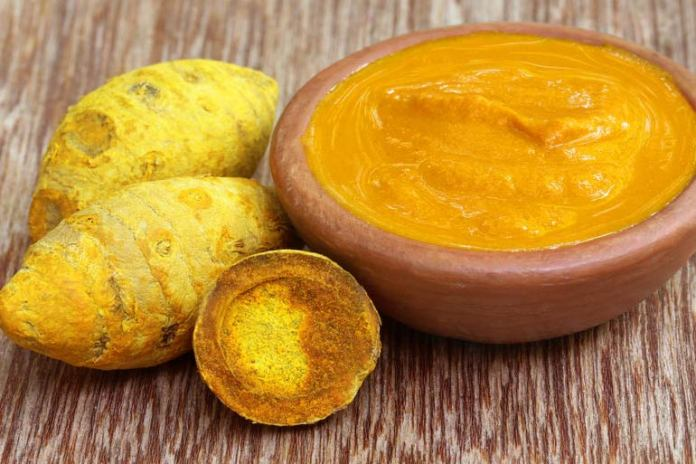 Apply A Paste Made Of Turmeric In Clarified Butter On Your Back Spasm To Relieve The Pain