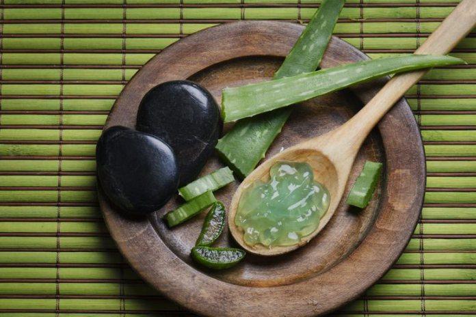 Whole leaf aloe vera gel benefits