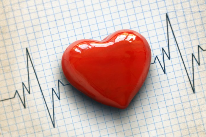 follow a heart-healthy diet and active lifestyle
