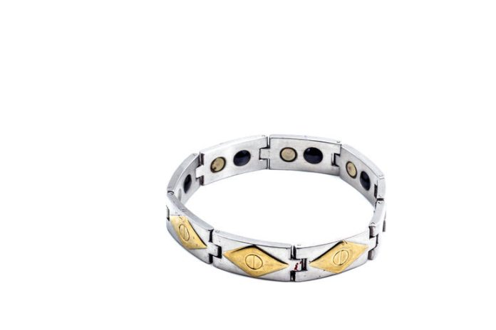 Power bracelets were thought to increase balance and performance