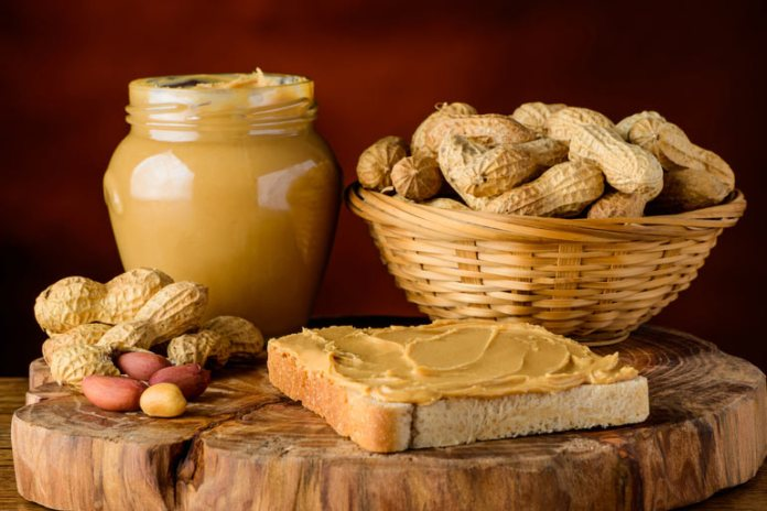 Peanut Butter Is Rich In Tryptophan, That's Linked To Mood