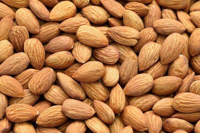 Bacteria present in raw nuts