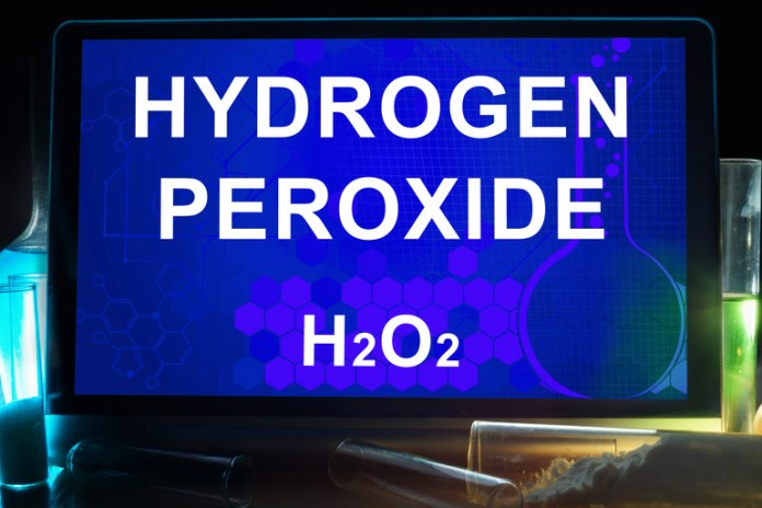 Excess hydrogen peroxide can cause premature graying of the hair