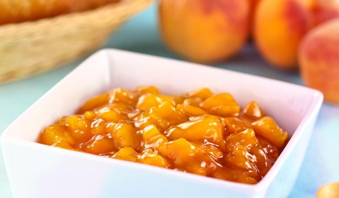 : Fruity compote