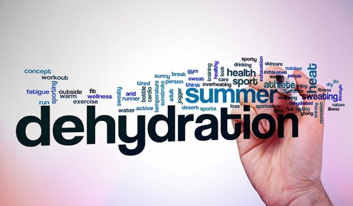 Causes dehydration