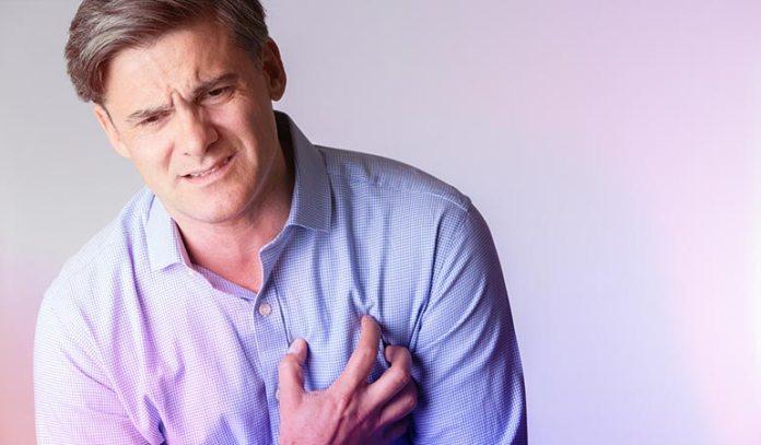 sudden cardiac events occur in men