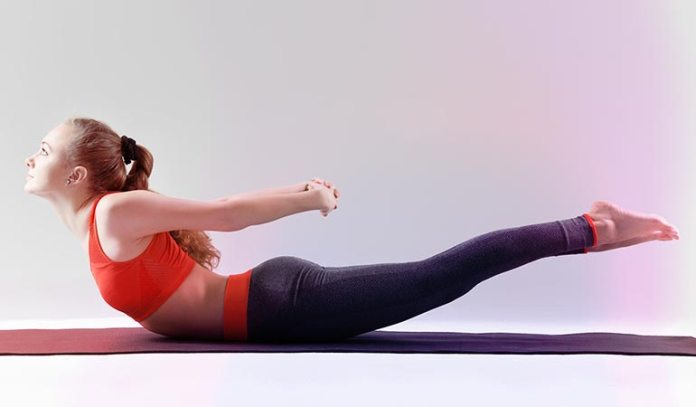 (The superman exercise helps in toning almost every muscle in our bodies.