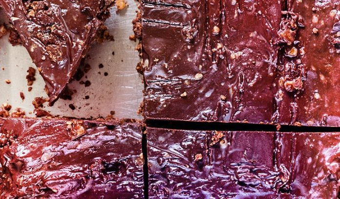 Brownies Are Better With Nut Butter