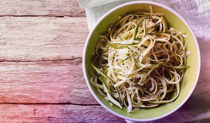Masta- Pasta With Zucchini