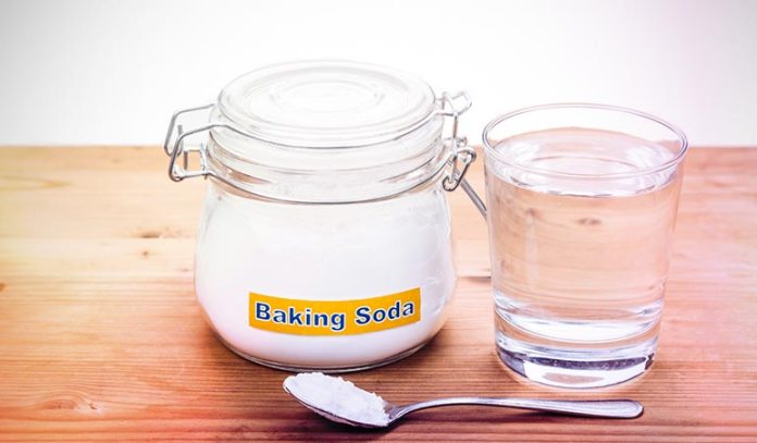 The best home remedy to remove vaginal odor is baking soda
