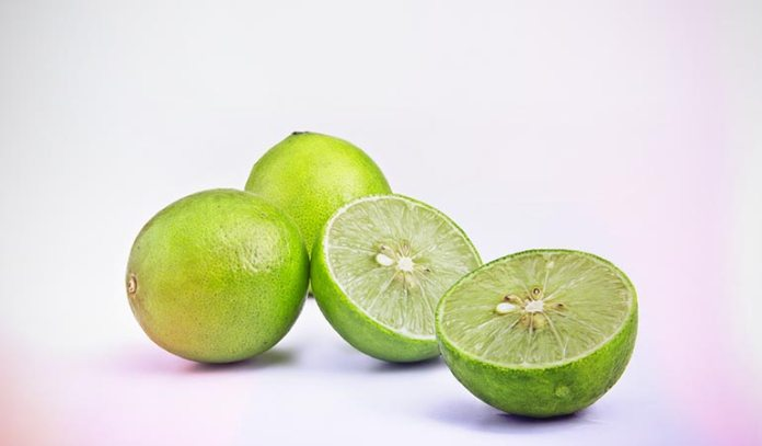 Lime Is Almost As Effective As Nicotine Gum