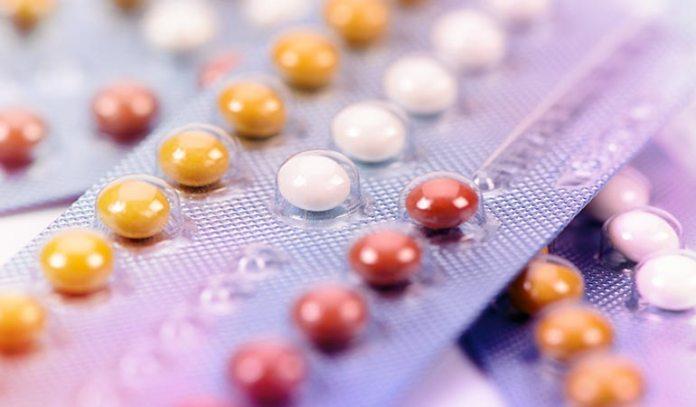 Birth control pills affect hormones