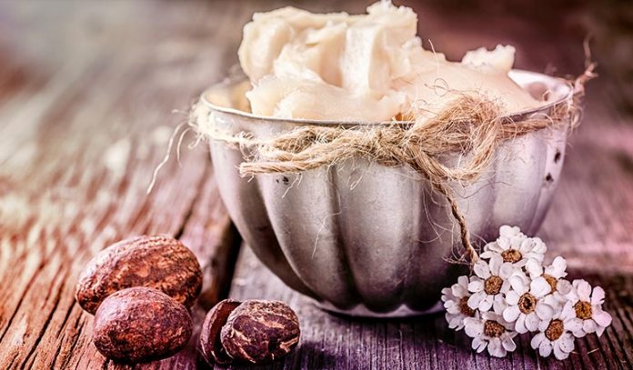 Shea Butter Nourishes And Conditions Skin