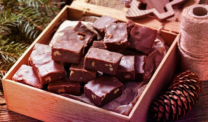 Even Fudge Can Be Healthy With Nut Butter