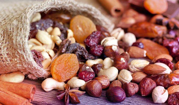 Great source of fiber and vitamin E