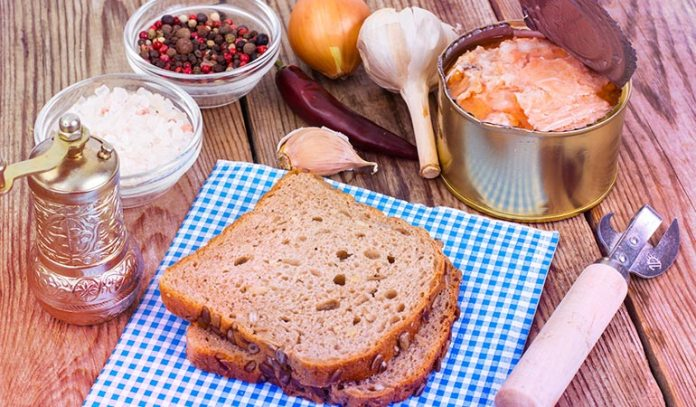 Canned Tuna Has Lower Mercury Levels