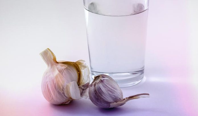 Garlic reduces the inflammation of the sinuses