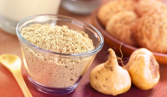 (Maca maintains our body's balance by focusing on the endocrine system