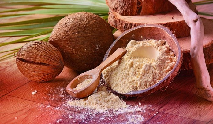 Coconut Flour Makes For Wheat-Free Desserts