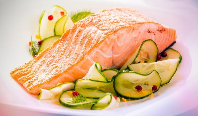 (Pink salmon is ranked the second-most nutritious fish