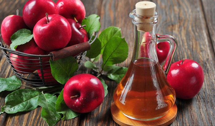 Vinegar can help you lose weight