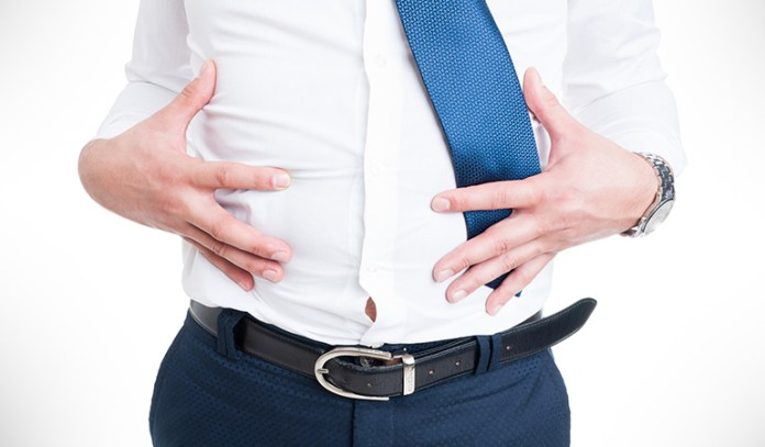 Bloating can be a sign of stomach or ovarian cancer