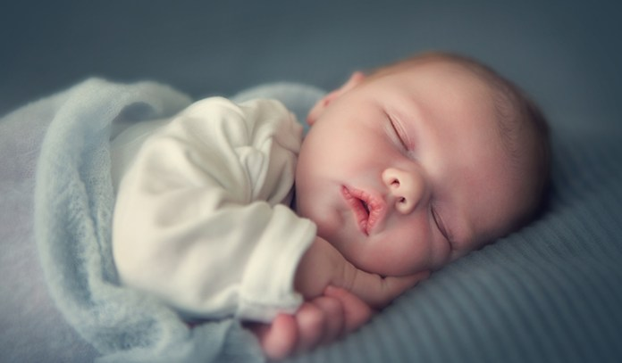 Babies should be put to sleep in a supine position