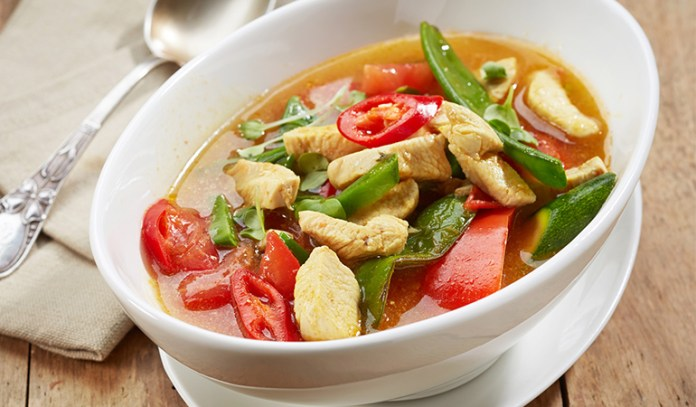 Chicken Soup Can Help Reduce Coughing