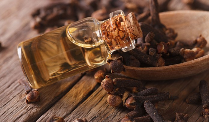 Clove has a pungent and powerful effect on pain