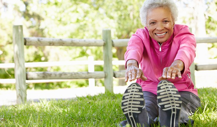 Not exercising can lead to obesity and cause diabetes