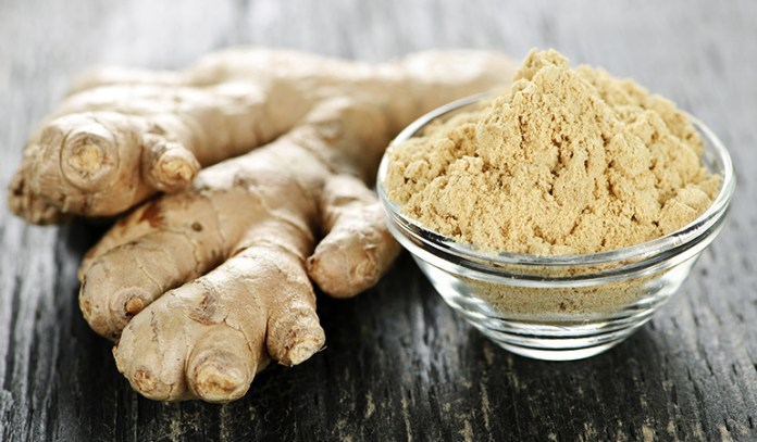 Ginger May Reduce Muscle Pain