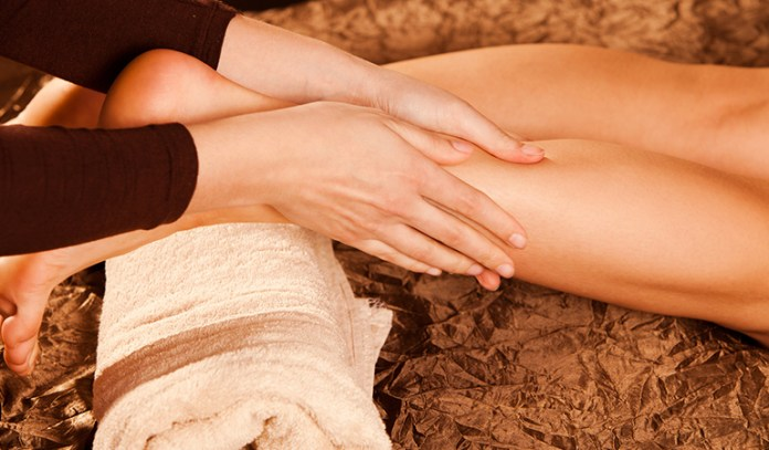 Body Massages Help Relax The Muscles