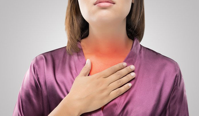 Continuous heartburn is a possible sign of cancer
