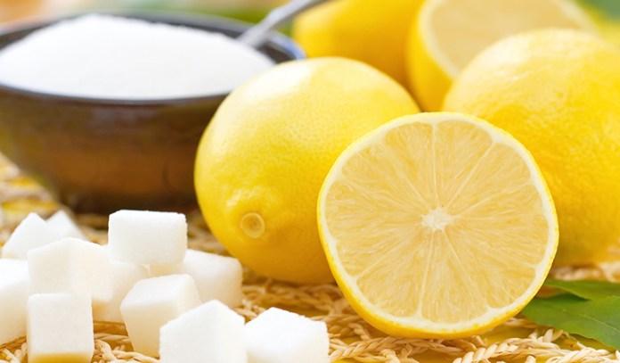 lemon sugar recipe