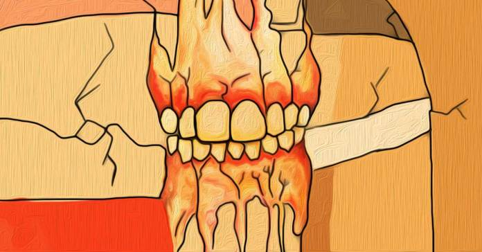 how to make your gums healthy