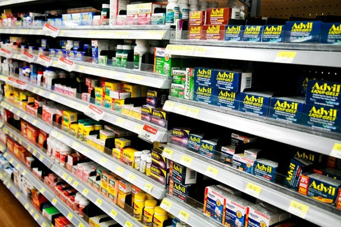 Take over the counter ointments and other medications to help with the burn