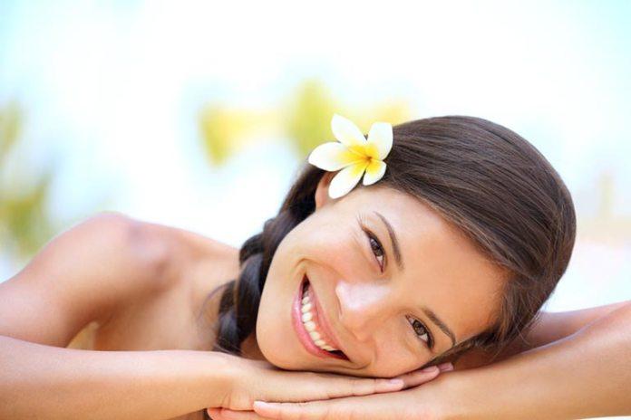 taking care of normal skin