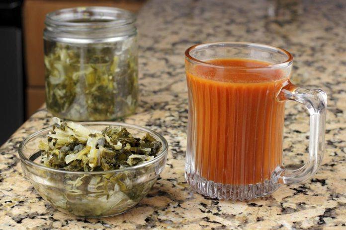 probiotics in diet and depression
