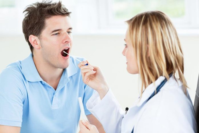 Saliva can be a great natural healer