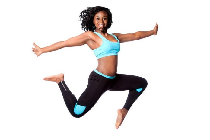 Jumps will make you feel powerful, strong, and improve your flexibility