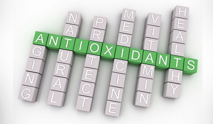 Is an effective antioxidant